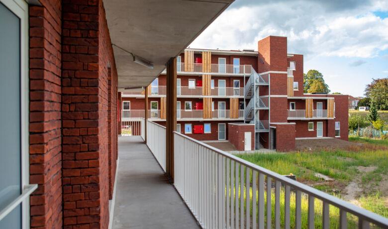 Architecten Groep III CBO Den Tir Cosimco 02