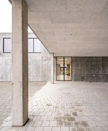 Architecten Groep III De Sprong JAu 89