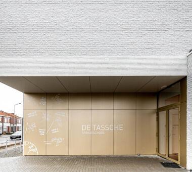 Architecten Groep III De Tassche J Au 99