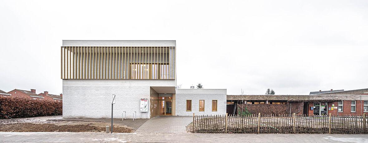 Architecten Groep III De Tassche J Au 103 1180X460