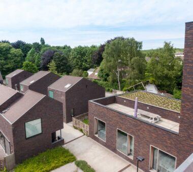 Architecten Groep III - Groen Steenbrugge