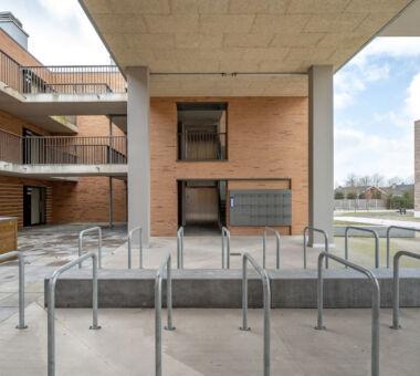 Architecten Groep III Hoeve De Laere jAu 15