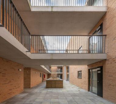 Architecten Groep III Hoeve De Laere jAu 18