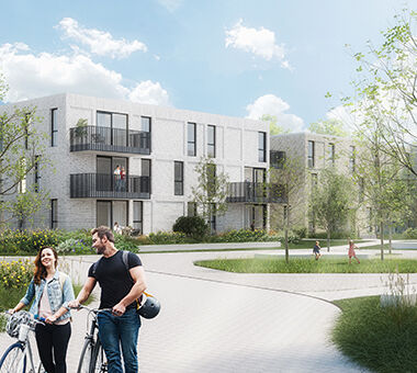 Architecten Groep III Kerkwijck S04 F 380X460