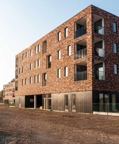 Architecten Groep III-Woonontwikkeling Oostendse Steenweg 1