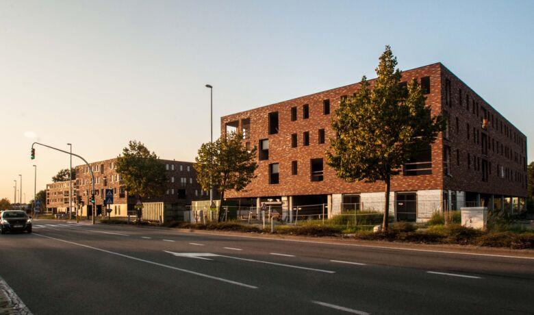 Architecten Groep III-Woonontwikkeling Oostendse Steenweg 2