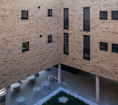 Architecten Groep III-Woonontwikkeling Oostendse Steenweg 3
