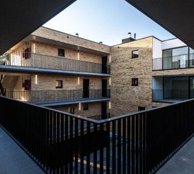 Architecten Groep III-Woonontwikkeling Oostendse Steenweg 4