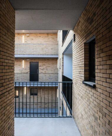 Architecten Groep III-Woonontwikkeling Oostendse Steenweg 8