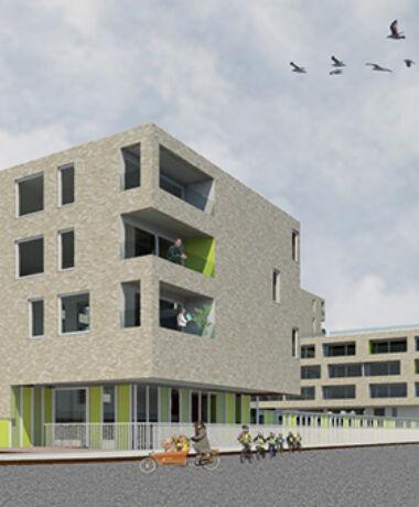 Architecten Groep III Vercaemer 380X340