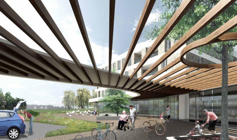 Architecten Groep III - wzc St Pietersmolenwijk