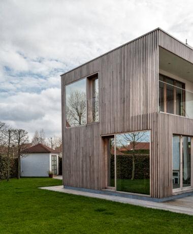 Architecten Groep III - woning VV